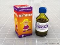 Сироп Пертуссин. Инструкция по применению